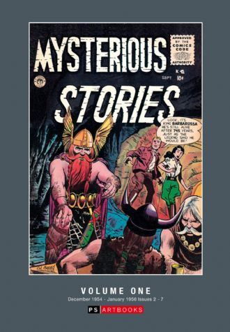 Silver Age Classics Mysterious Stories  Volume 1